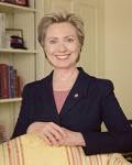 Presidential Candidate Hillary Clinton