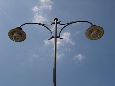 Lampioni antichi a Rovigo