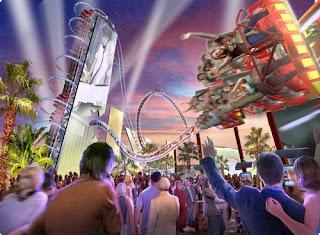 Hollywood Rip Ride Rockit Coaster - Universal Studios Florida