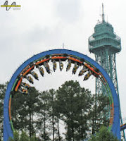Shockwave - Kings Dominion - Coaster Reviews