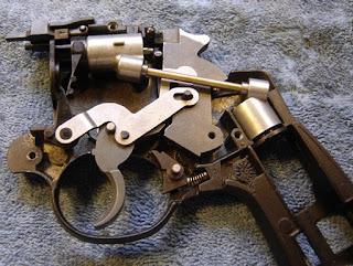 Bobbing A Crosman 357 Hammer