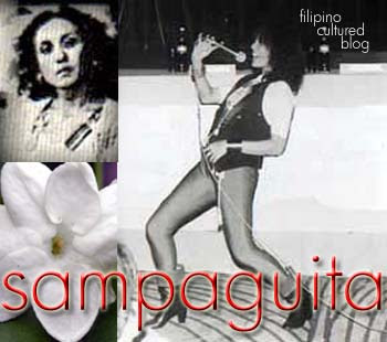 image of the singer, Sampagita, borrowed from bp3.blogger.com