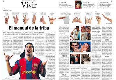 Página especial do El Correo