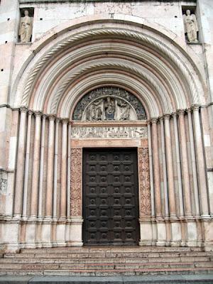 Baptistry Entrance