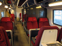 Eurostar 1st Class