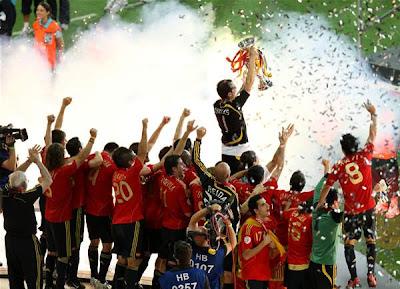 España campeón en Viena