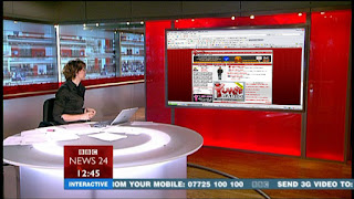 yuwie on bbc news
