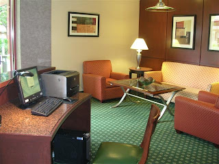 San Jose Airport Courtyard Marriott