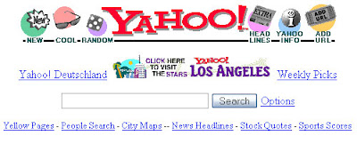 Yahoo on Oct 17, 1996
