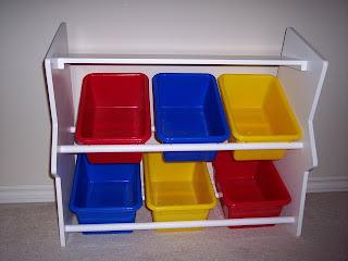 Toy Storage I M Not A Fan Of