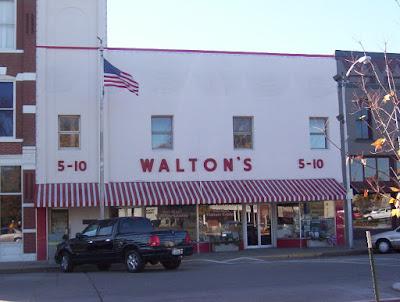 The Original Wal-Mart Store - Bentonville, AK