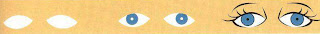pinat olhos