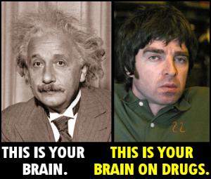 Einstein vs Gallagher