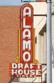 The Alamo Drafthouse