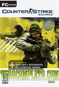 Counter Strike: Source (PC) Download Completo Multilanguage
