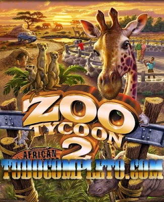 Zoo Tycoon 2: African Adventure (PC) Download Expansão