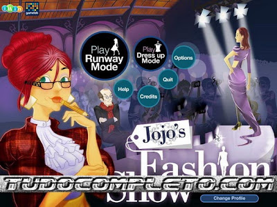 Jojo's Fashion Show (PC) Completo