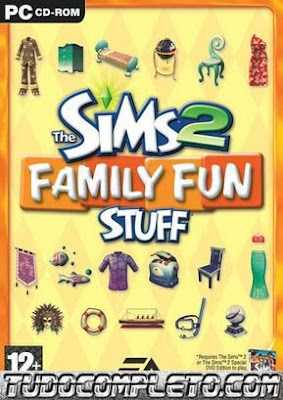 The Sims 2: Family Fun Stuff (PC) Download