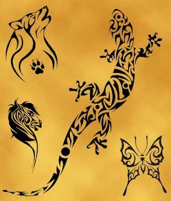 Il Simbolismo Dei Tatuaggi Il Simbolismo Degli Animali Totem