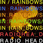 In Rainbows official cover