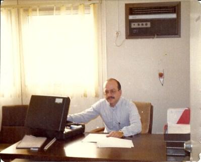 Abha Şantiye 1984