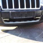 Front Bumper Jeep Grand Cherokee Iii Wh Wk B Parts