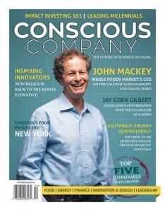 Conscious Company Magazine