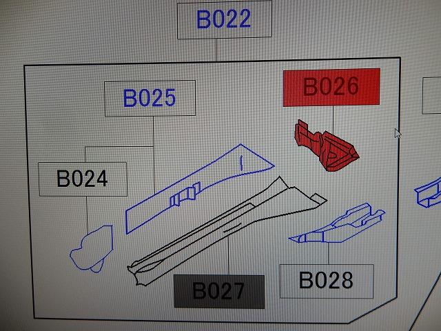BNR32スカイラインGTR専用  補強部品パーツ アウトリガーパネル製作(受注販売)ボディ補強