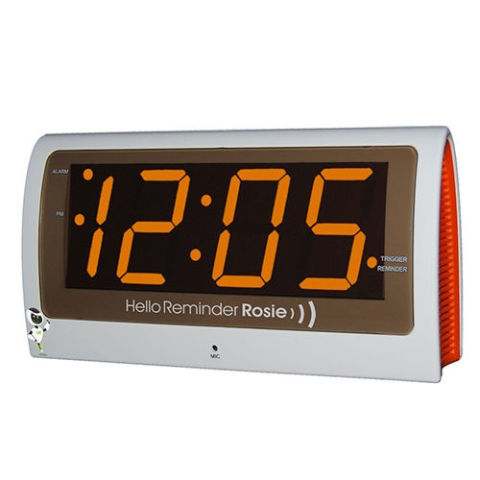 Life Istant Technologies Reminder Rosie Talking Alarm Clock