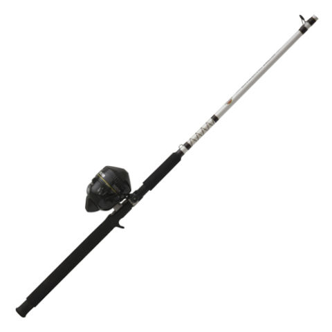Zebco 808 Heavy Spincast Combo fishing pole