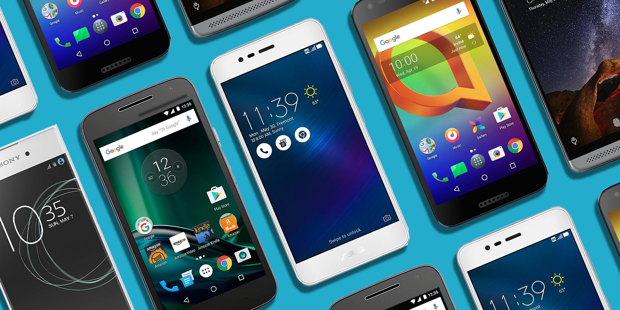 8 Best Phones For Kids In