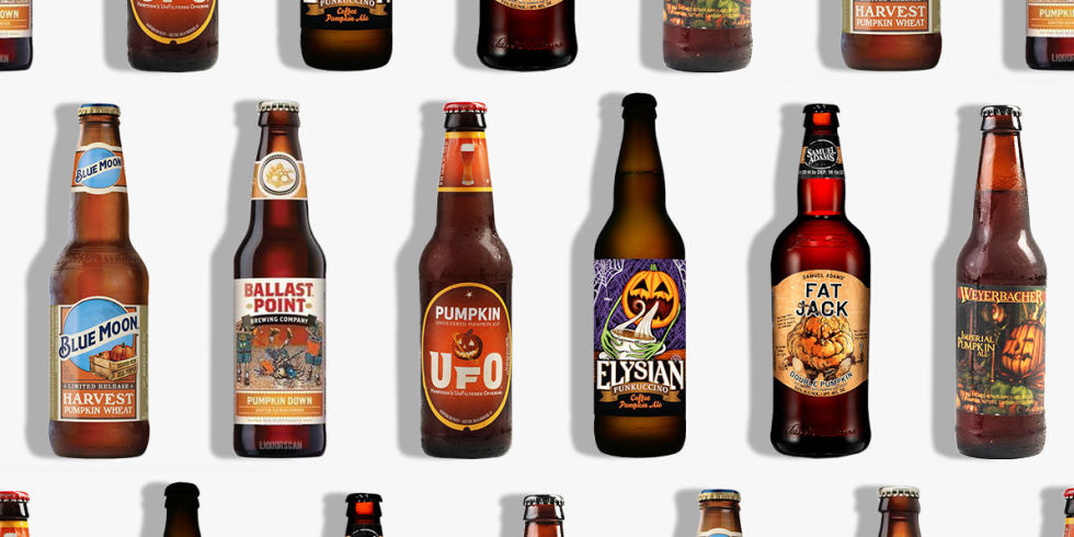 Image result for Pumpkin Spiced Beers