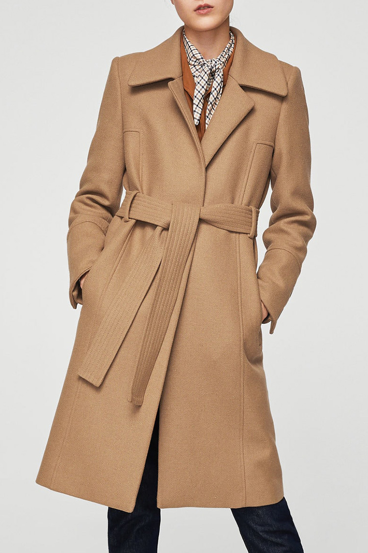 10 Best Wrap Coats For Women In Winter 2018 Chic Wool