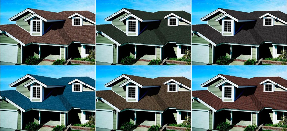 Available in an unlimited range of solid colours. Tips For Choosing The Colour Of Your Shingles Bp Canada