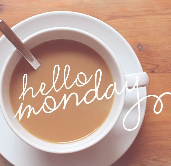 Monday's who likes them.