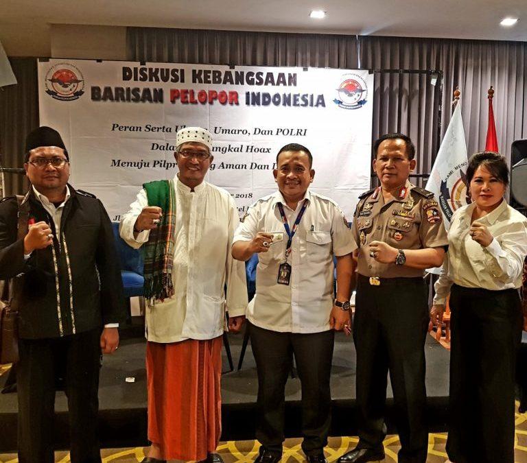 BPI KPNPA RI Minta Pimpinan Polri Restui Fakhrizal Maju Di Pilgub Sumbar 2020-2025