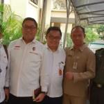 Kasatgas Saber Pungli Kemenkopolhukam Mendukung Penuh Program Satgas Tipikor dan Anti Pungli BPI KPNPA RI