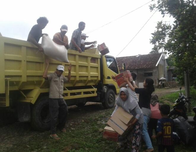 BPI KPNPA RI Buka Posko Bencana Tsunami Selat Sunda