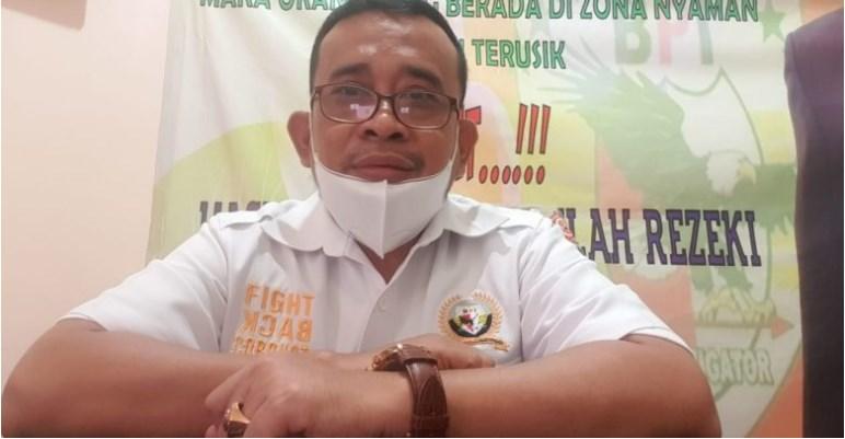 BPI KPNPA RI Tindak Lanjuti Adanya Perusahaan Limbah Yang Tak Miliki Izin Ke Kementerian LHK RI.