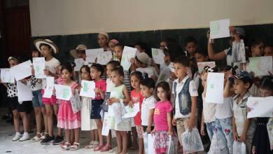 Photo of النادي الادبي ينظم احتفالية عيد الاستقلال للاطفال