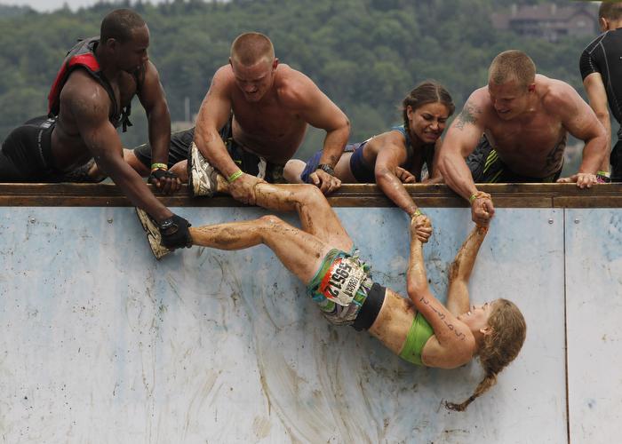Tough Mudder Vermont 2012