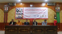 Workshop of ICT Capacity Building Program for Officials of Timor Leste Through South-South and Triangular Cooperation