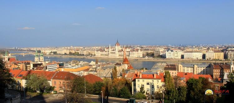 Wycieczka szkolna do Budapesztu i na zakole Dunaju
