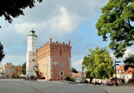 Wycieczka szkolna do Sandomierza
