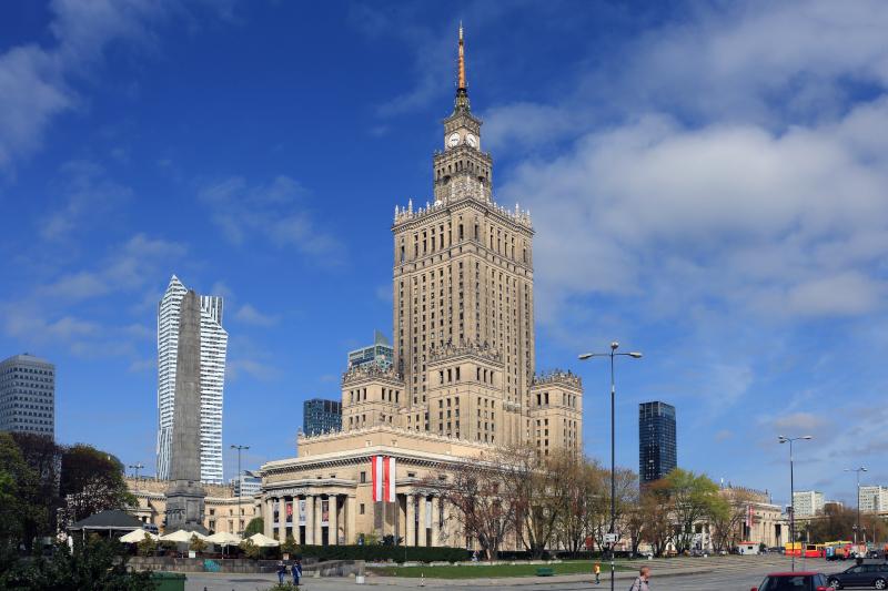 Wycieczka do Warszawy i zwiedzanie stolicy Polski