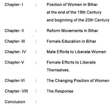 Modernization and Women (Bihar)