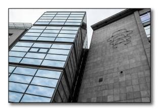 muren van glas