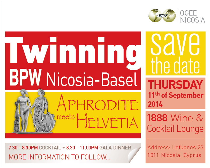 Save the Date_ Twinning BPW Nicosia-Basel