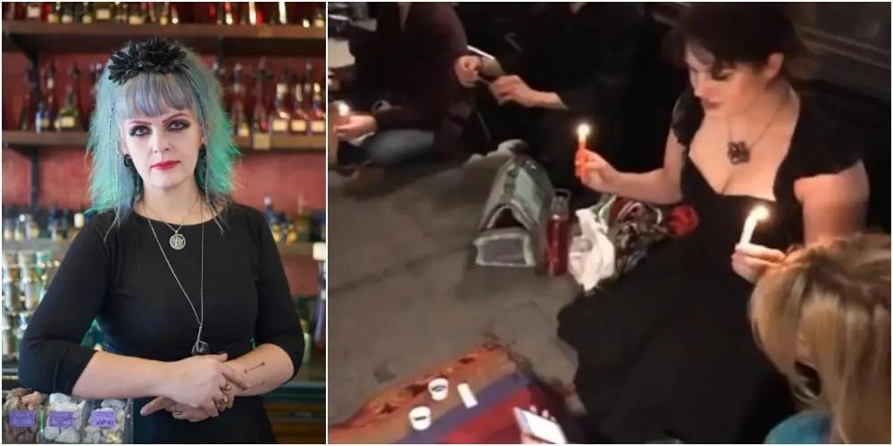 トランプ大統領に魔術をかける魔女たち