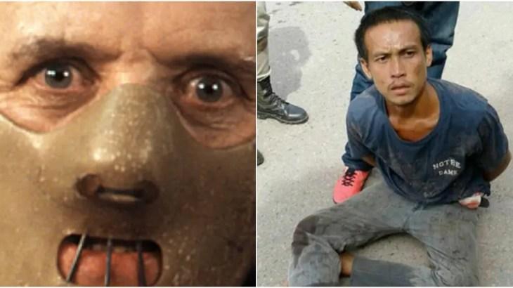 猟奇事件 タイのレクター博士…ポケットに肝臓を入れてた24歳逮捕